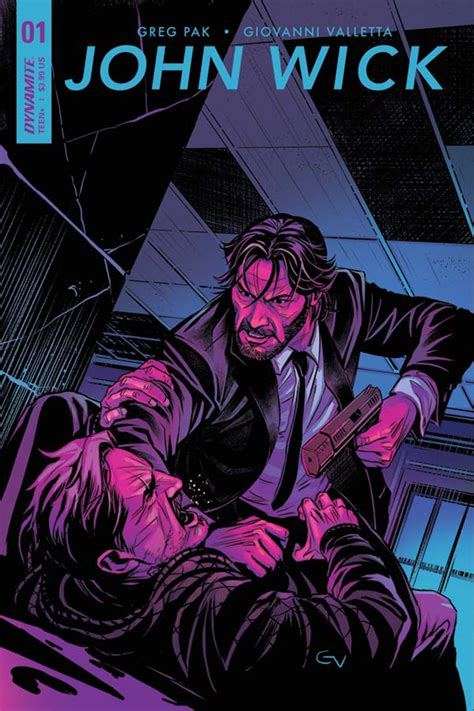 john wick septembers comic book launch tells