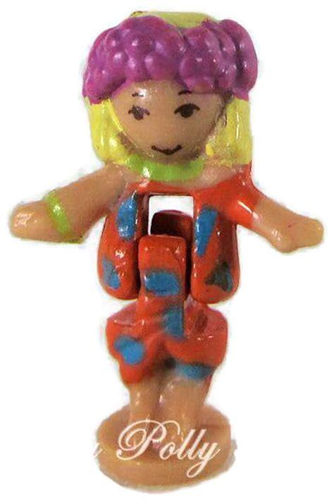 Polly Island Hammock by 1995 Polly Pocket Glitter Island