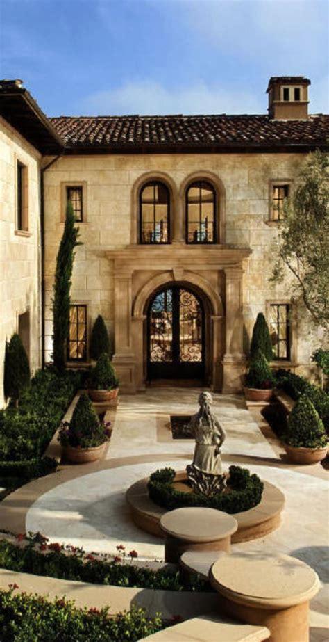 Best 25+ Mediterranean House Exterior Ideas On Pinterest
