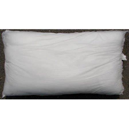 walmart pillow inserts hallmart 47251 filler throw pillow inserts for shams