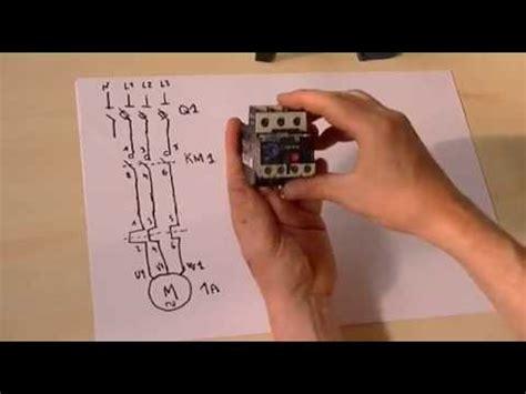 Cablage Perceuse Partie 2 Circuit De Puissance Youtube