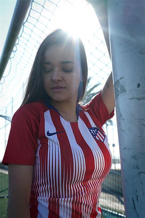 foto de Camiseta Nike Atlético 1a mujer 2018 2019 Stadium