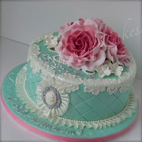 shabby chic birthday cake shabby chic birthday cake cakecentral com