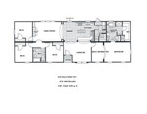 4 bedroom 3 5 bath house plans 1998 wide mobile home floor plans 4 bedroom free