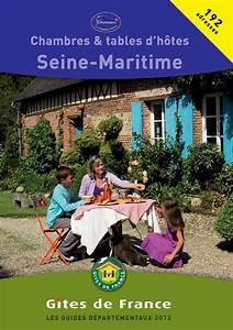 calameo chambres d39hotes gites de france en seine With chambre d agriculture seine maritime