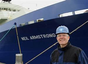 WHOI Gets RV Neil Armstrong - cDiver