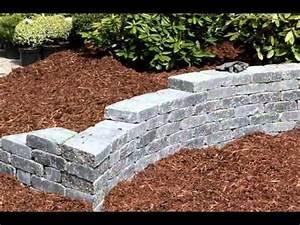 antik mauer pflaster system youtube With katzennetz balkon mit mr gardener hochbeet arezzo
