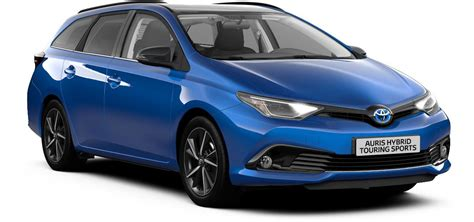 auris touring sports specification dimensions toyota eu