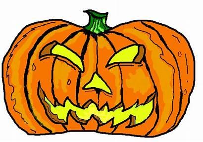 Halloween Lantern Jack Clip Clipart Animated Pumpkin