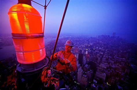 tower light bulb changer iron