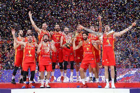 Spain Men's Basketball Team | Laureus