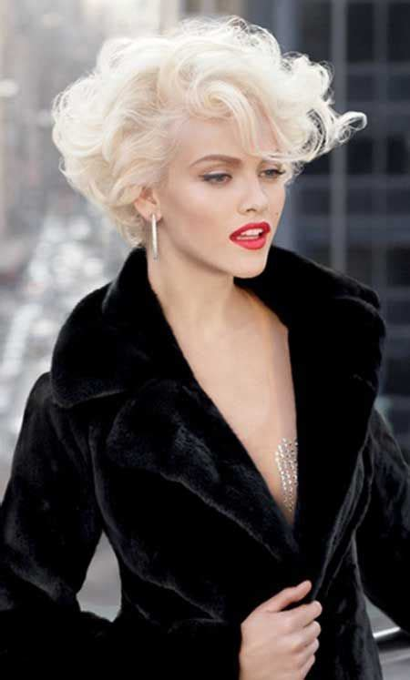 Platinum Hairstyle by 15 Cool Platinum Hairstyles To Try Pretty