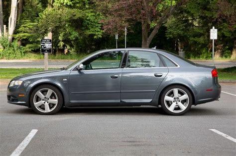 Buy Used 2007 Audi S4 B7 Sedan 4-door 4.2l V8 6-speed