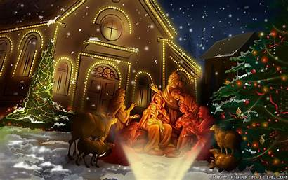 Christmas Eve Traditional Widescreen Amazing Windows Resolution