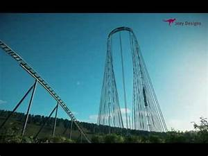 Kingda Ka (Front Seat) - Great Adventure, Six Flags by ...