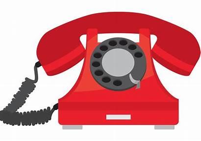 Phone Clipart Telefono Telefon Important Emergency Vektor