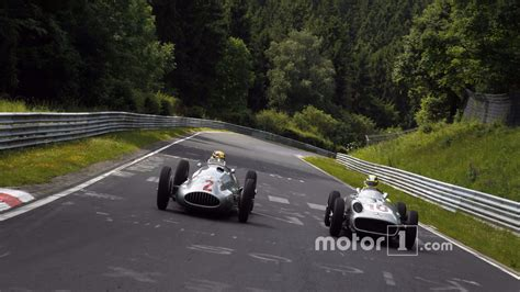 green hell nurburgring nordschleife hits  big screen