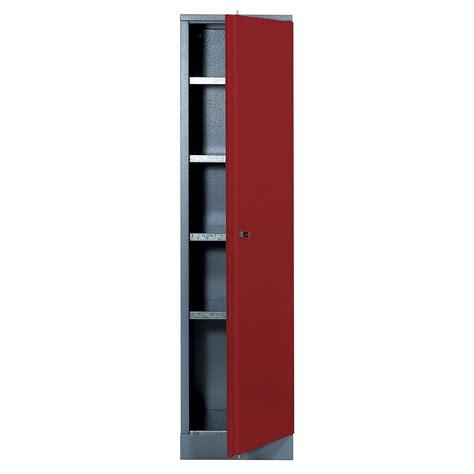 armoire de rangement en metal armoire de rangement en m 233 tal kupper leroy merlin