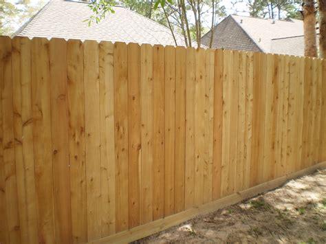 home fences and gates wood fences kingwood fence co inc
