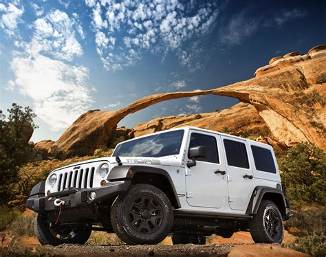 2013 Jeep Wrangler Moab Special Edition