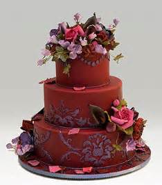 gateaux mariage floral cakes benisrael cakes ben israel cakes cakes purple and wedding cakes purple