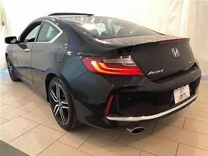 2016 Honda Accord Touring V6 2dr W   6 Speed Manual