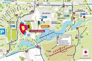 Plan B München : der lageplan f r den sommernachtstraum am 25 7 im olympiapark abendzeitung m nchen ~ Buech-reservation.com Haus und Dekorationen