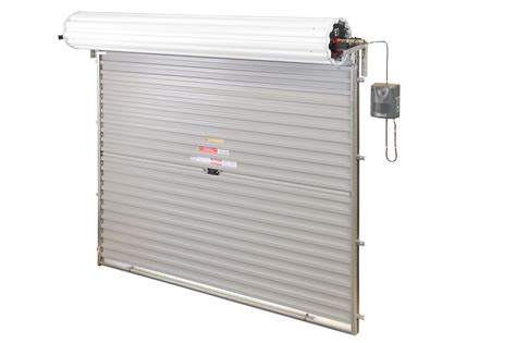 Electric Garage Doors by Gliderol Single Skin Garage Roller Door Electric Opening