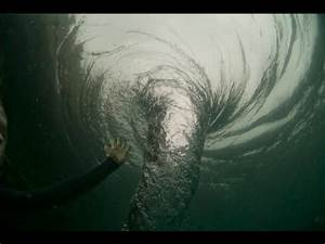 Swimming with a Whirlpool! (Ocean Whirlpool) - YouTube