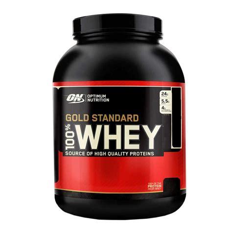 Whey Protein Gold Standard melhor sabor - Mercado Bom Sucesso