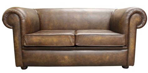 Gold Settee by Chesterfield 1930 S 2 Seater Settee Sofabed Antique Gold