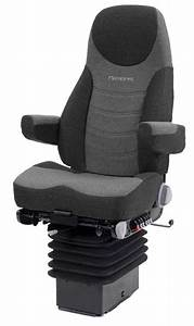National Premium Seat Is An Air Suspension Seat For