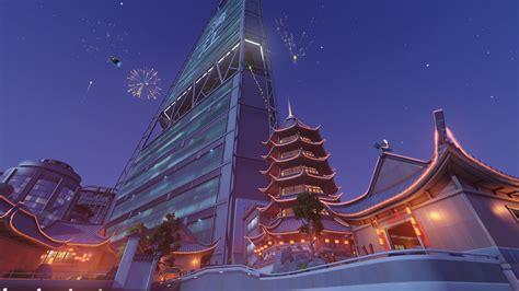 lijiang tower lunar  year overwatch wiki fandom powered  wikia