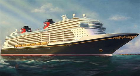 Disney Cruise Line - Ships And Itineraries 2018 2019 2020 | CruiseMapper