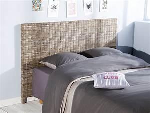 Tete De Lit Paravent : t te de lit en kubu teint gris hauteur 113 cm kubu ~ Teatrodelosmanantiales.com Idées de Décoration