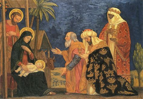 The Riddle Of The Three Wise Men  Fr Dwight Longenecker
