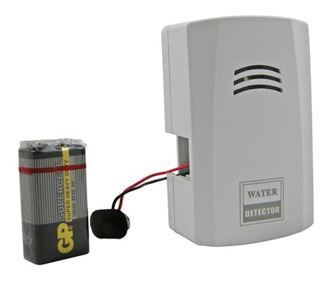 Water Detector Alarm Battery Operated  Discount Fire Supplies