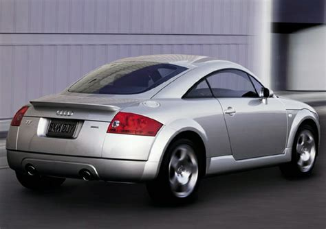 2003 Audi Tt Reviews, Specs And Prices