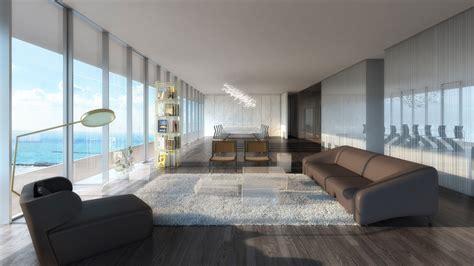 glass luxury condos living diningroom  build homes