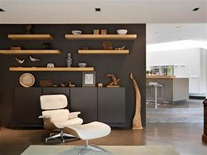 15 living room wall shelf designs ideas design trends for Wall racks designs for living rooms