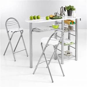 Table Pour Petite Cuisine : petite table pour cuisine salle a manger carree ~ Melissatoandfro.com Idées de Décoration