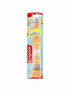 Colgate Kids Minions Battery Powered Tooth Brush