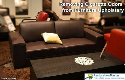 How To Get Cigarette Smell Out Of Upholstery by How To Remove Cigarette Odors From Furniture Upholstery