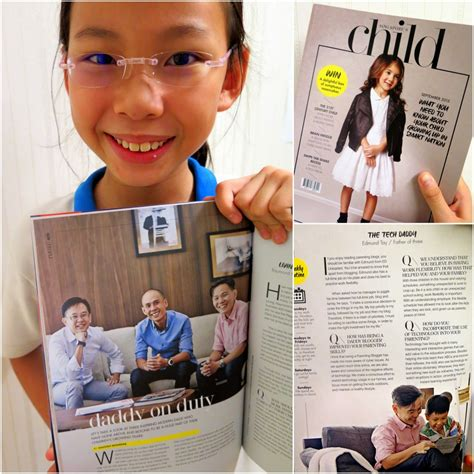 Featured On Singapore Childs Magazine Ed Unloadedcom