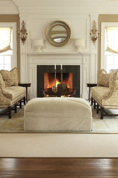 gorgeous living rooms  fireplaces  cozy
