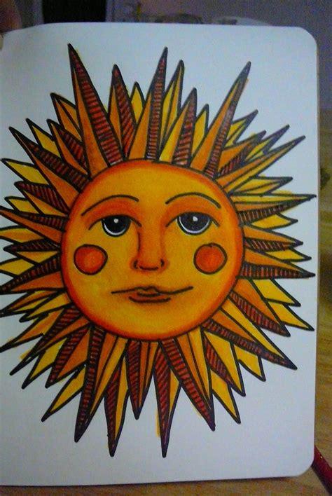 sun zentangle | racham | Flickr
