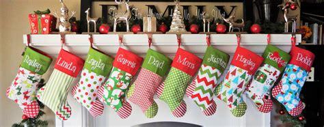 handmade christmas stocking ideas    great