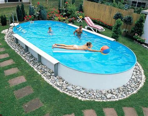 Modern Large Inflatable Swimming Pool Pvc Material For