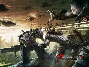 Gears of War Wallpaper Origina 1400x1050 Wallpapers ...