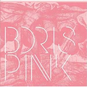 Pink (Boris album) - Wikipedia